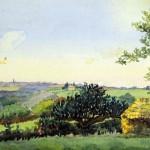 i quadri dipinti da un giovane Adolf Hitler