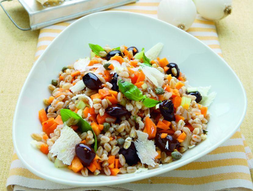 insalata-di-farro-alla-garfagnana ricetta