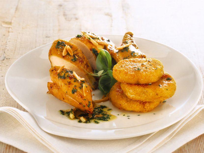pollo-alle-mandorle-con-crocchette-di-patate