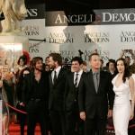 Angeli e demoni: la première a Roma