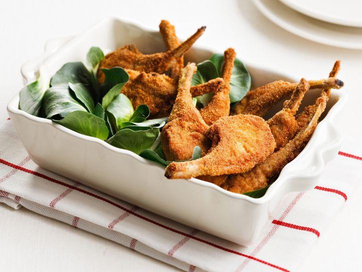 costolette-impanate-e-fritte ricetta