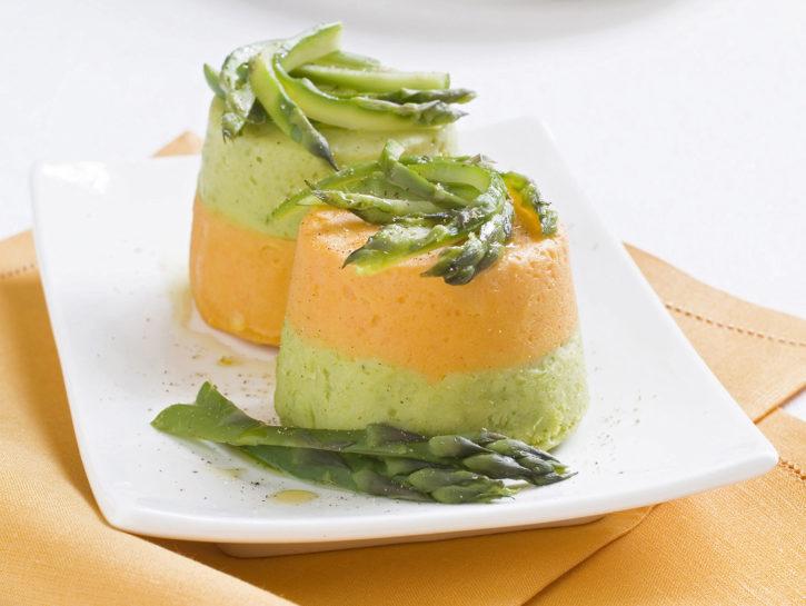 flan-di-verdure preparazione