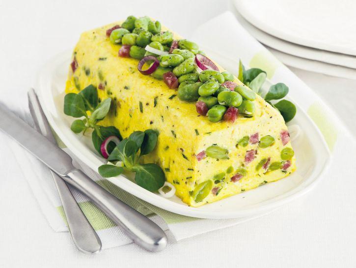 terrina-di-uova-e-fave preparazione