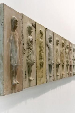 Gli artisti in mostra al Padiglione Italia della biennale d'arte