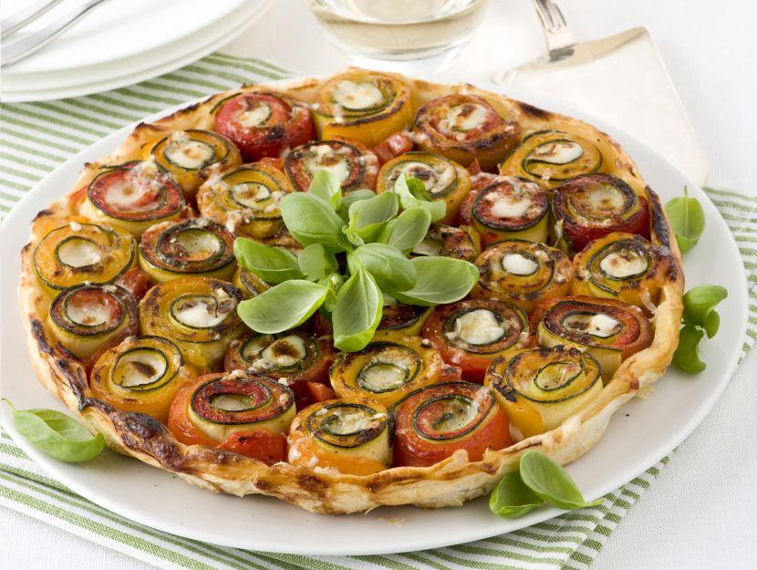ricetta tatin-di-verdure