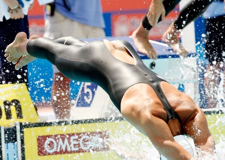 Il bello dei mondiali di nuoto