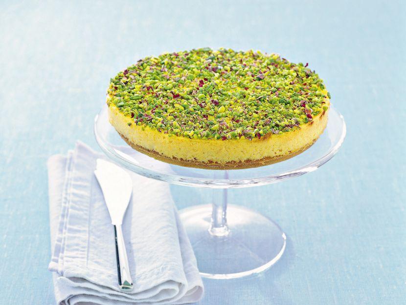 cake-al-limone-e-pistacchi ricetta