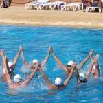 I sirenetti: il nuoto sincronizzato è anche per lui
