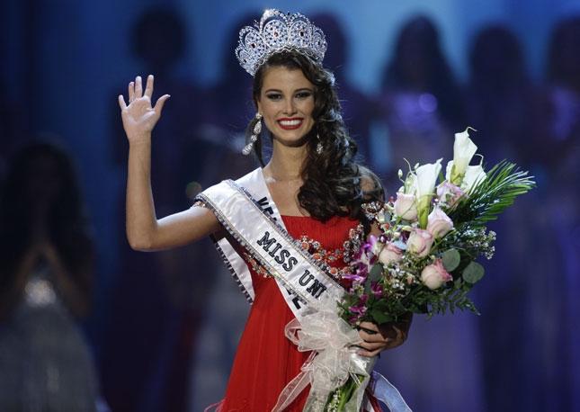 Miss Universo venezuelana