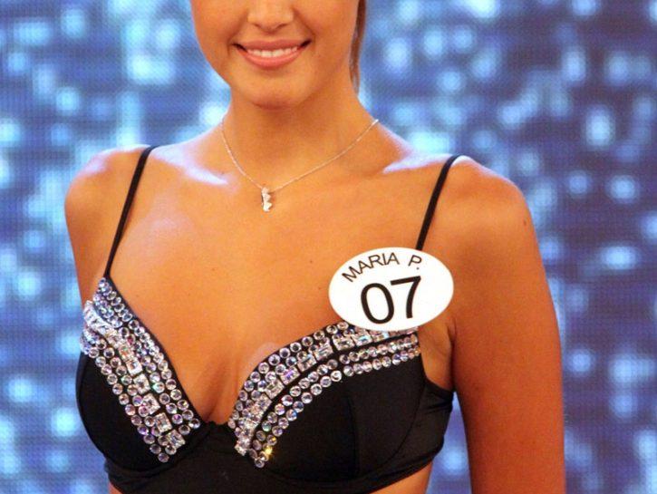 Miss Italia è Maria Perrusi