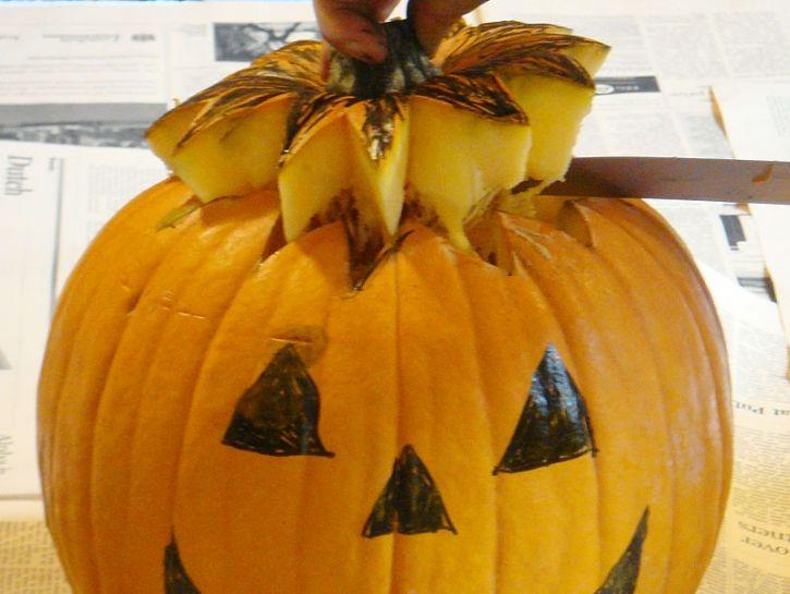 Come Fare Zucca Di Halloween.Come Fare La Zucca Di Halloween La Guida Passo Passo Donna Moderna