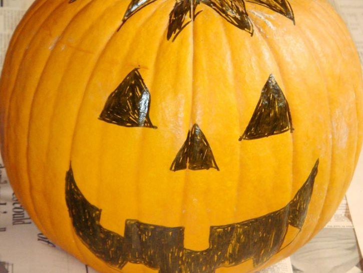 Come Fare La Zucca Di Halloween Video.Come Fare La Zucca Di Halloween La Guida Passo Passo Donna Moderna