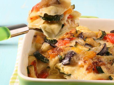 Lasagne di verdure light