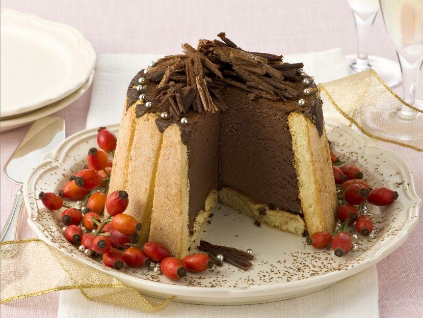 charlotte-al-cioccolato-fondente step