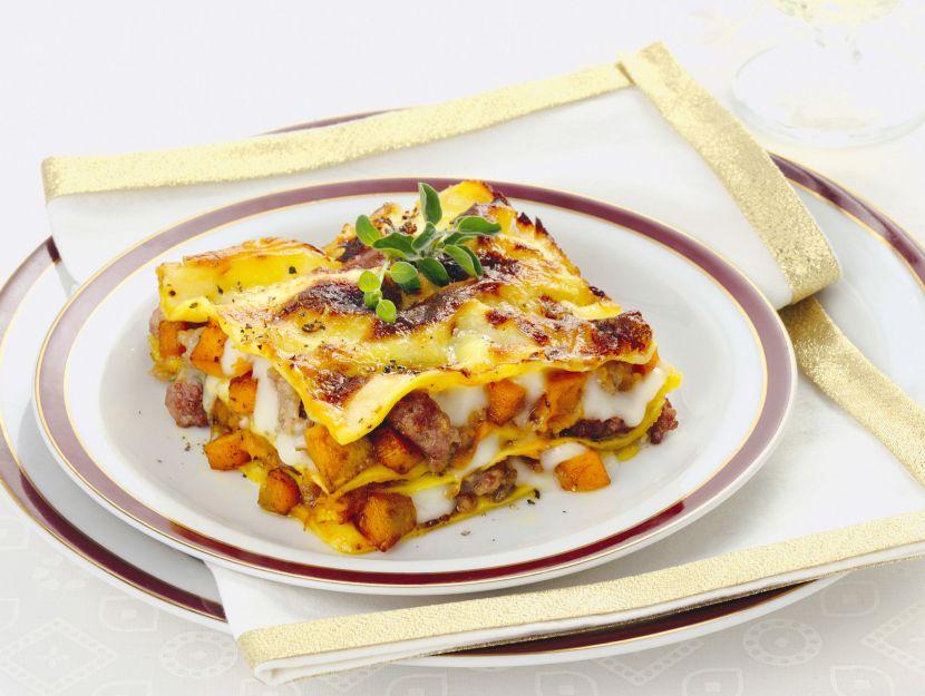 lasagne-di-zucca-carne-e-salsiccia