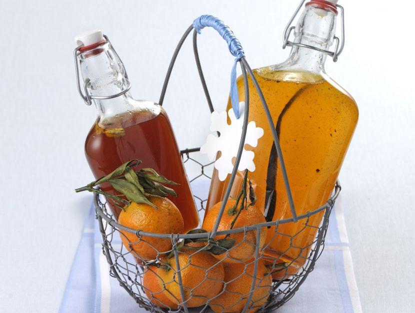 sciroppo-di-mandarino-alla-vaniglia preparazione