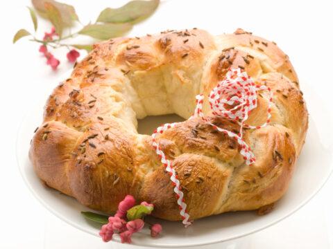 Pasta brioche, per colazione e non solo