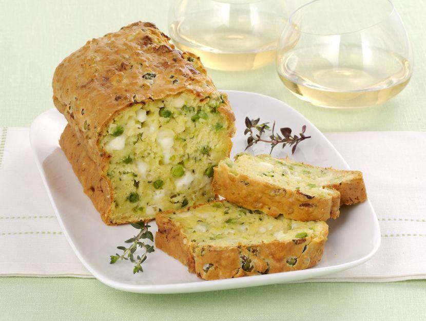 cake-di-piselli-e-zucchine step