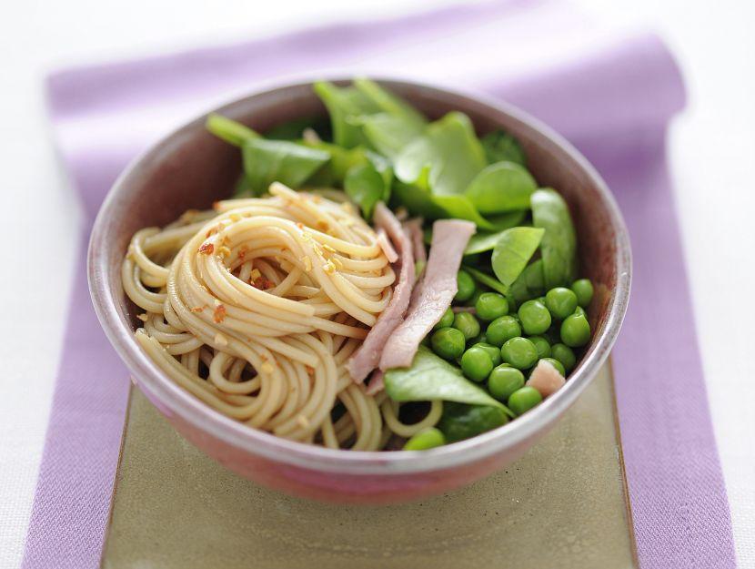 insalata-di-spaghetti-di-riso immagine