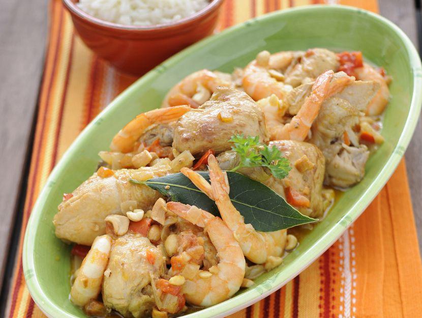 pollo-al-cocco-e-gamberi