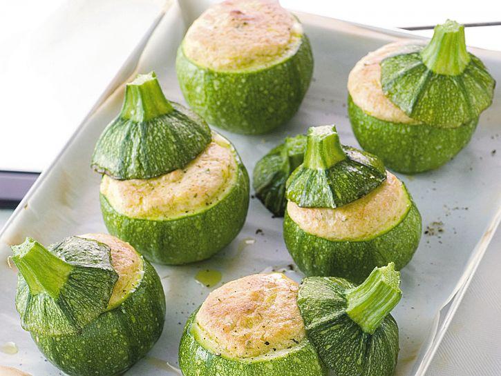 zucchine-rotonde-farcite immagine