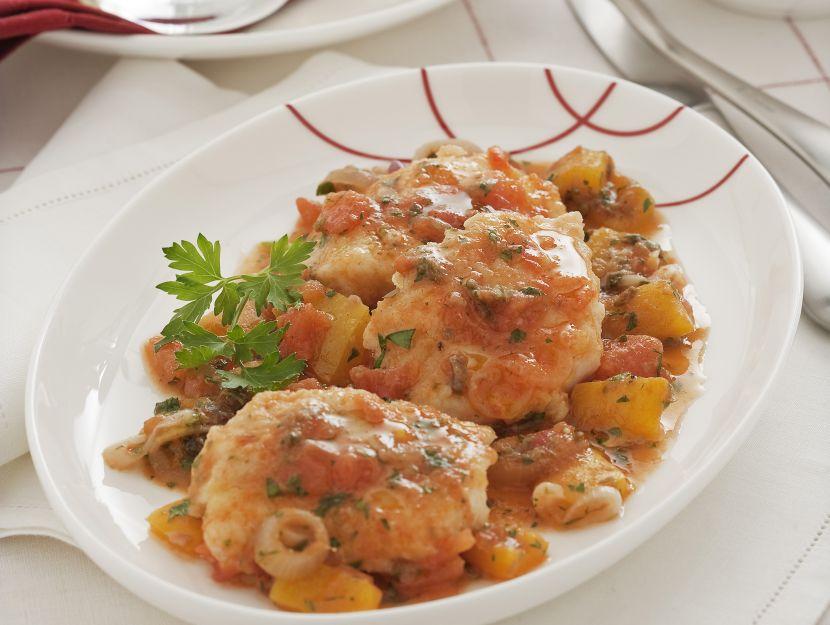 filetto-di-merluzzo-alla-provenzale preparazione