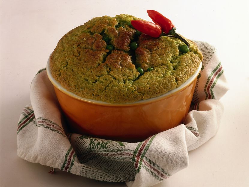 souffle-vegetariano immagine