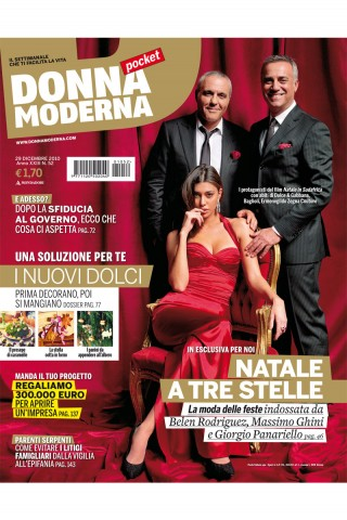 Donna Moderna N. 52 - 29 dicembre 2010