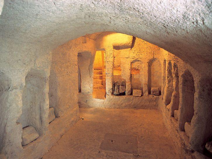 sotterranea cover