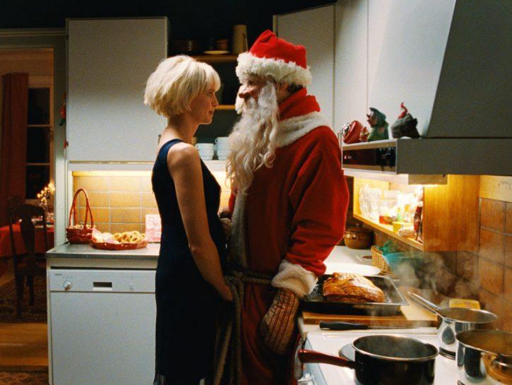 Tornando a casa per Natale: una scena del film