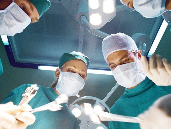 intervento al fegato