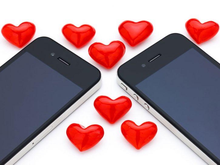 app smartphone amore