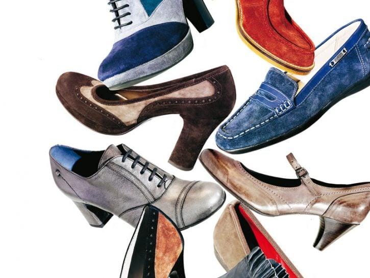 copertina scarpe sole