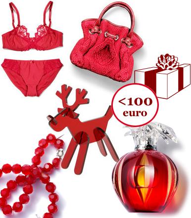 rosso regali prezzi bassi