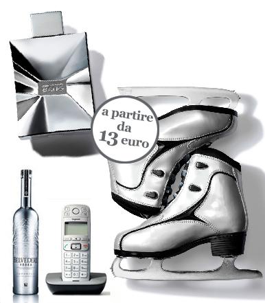 regali natale argento prezzi bassi