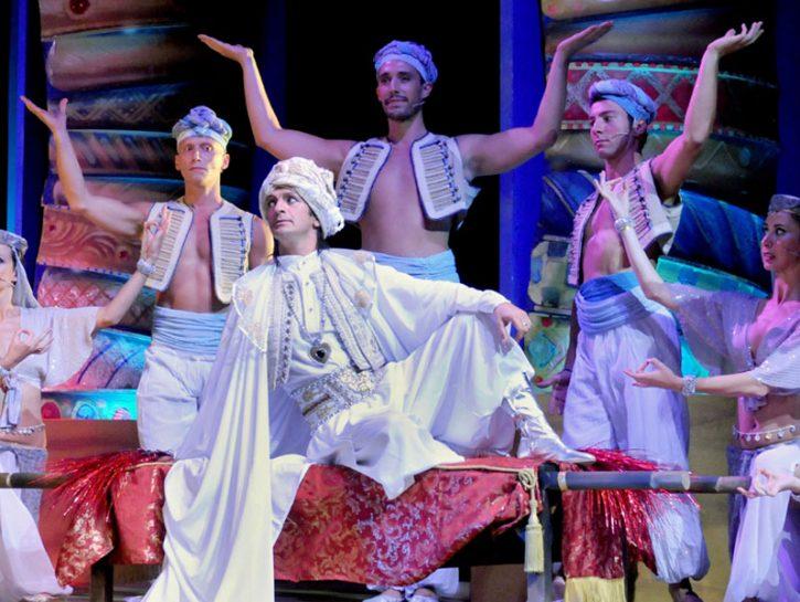 Aladin, il musical