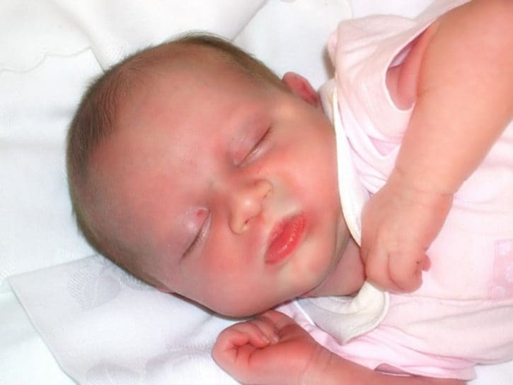 Foto ai neonati, si può!