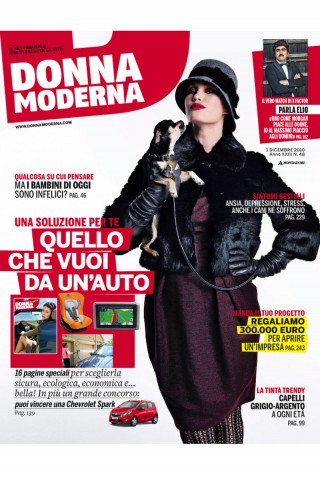 Donna Moderna N. 48 - 1 dicembre 2010