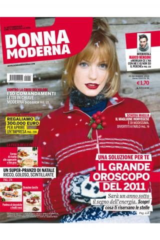 Donna Moderna N. 51 - 23 dicembre 2010