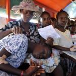 Haiti, epidemia di colera