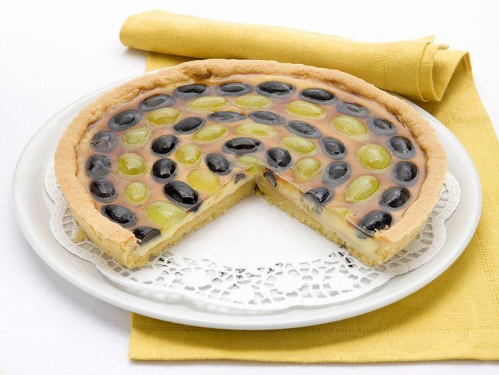 crostata-di-uva-al-vino-passito immagine