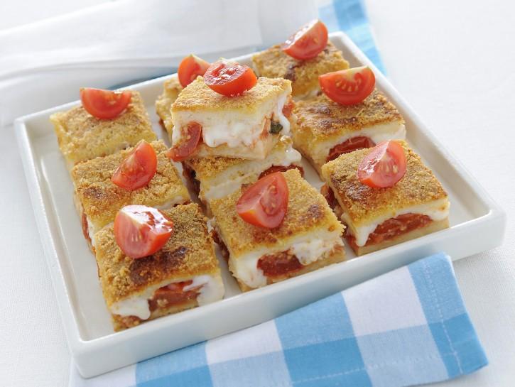 gratin-di-mozzarella-e-pomodori immagine