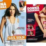 Le copertine 2010 di Donna Moderna