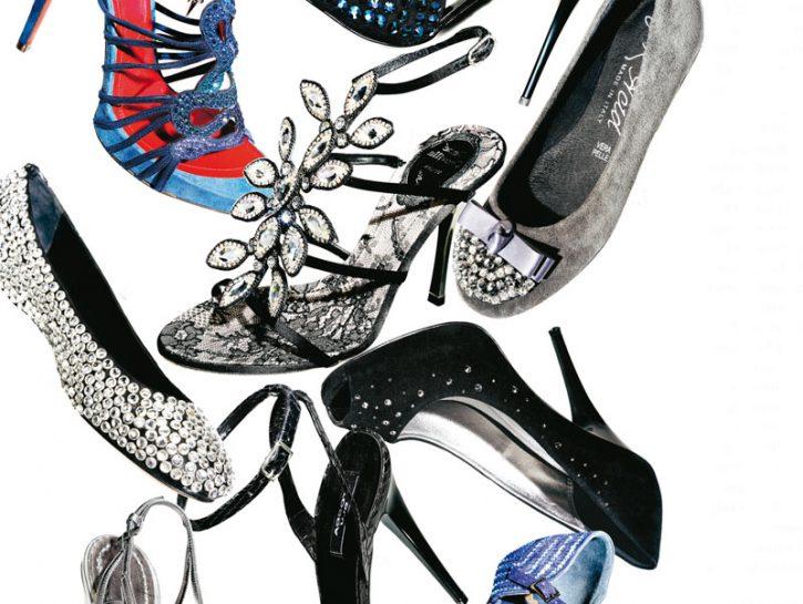 copertina scarpe stelle