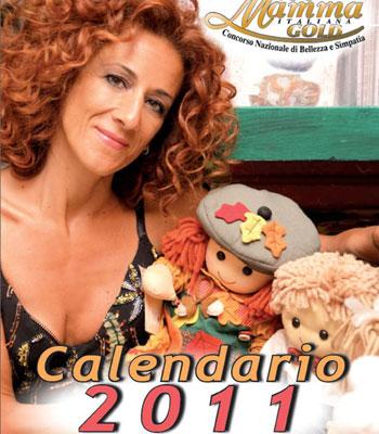 La cover del calendario