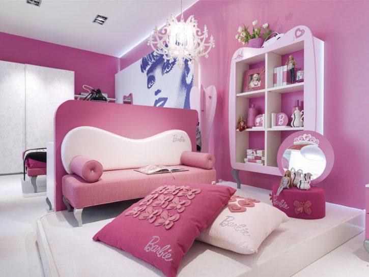 La suite di Barbie, in dettaglio