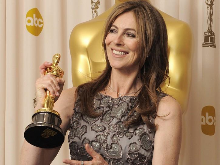 Kathryn Bigelow, prima donna Oscar alla miglior regia