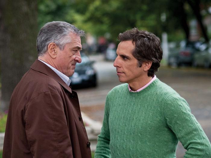Vi Presento i Nostri: Robert De Niro e Ben Stiller