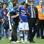 La Sampdoria retrocede in serie B