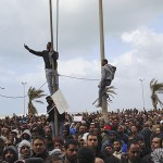 Rivolte in Libia